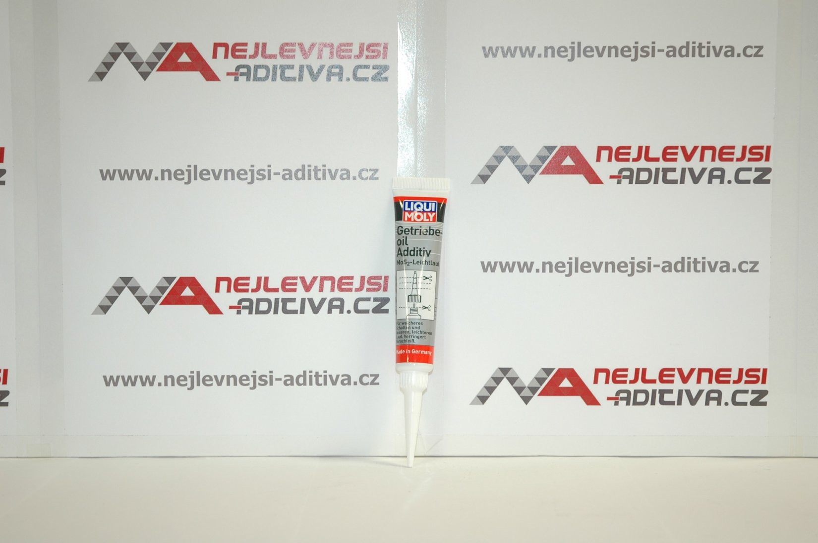 Liqui Moly 1040 Přísada do převodového oleje 20 g