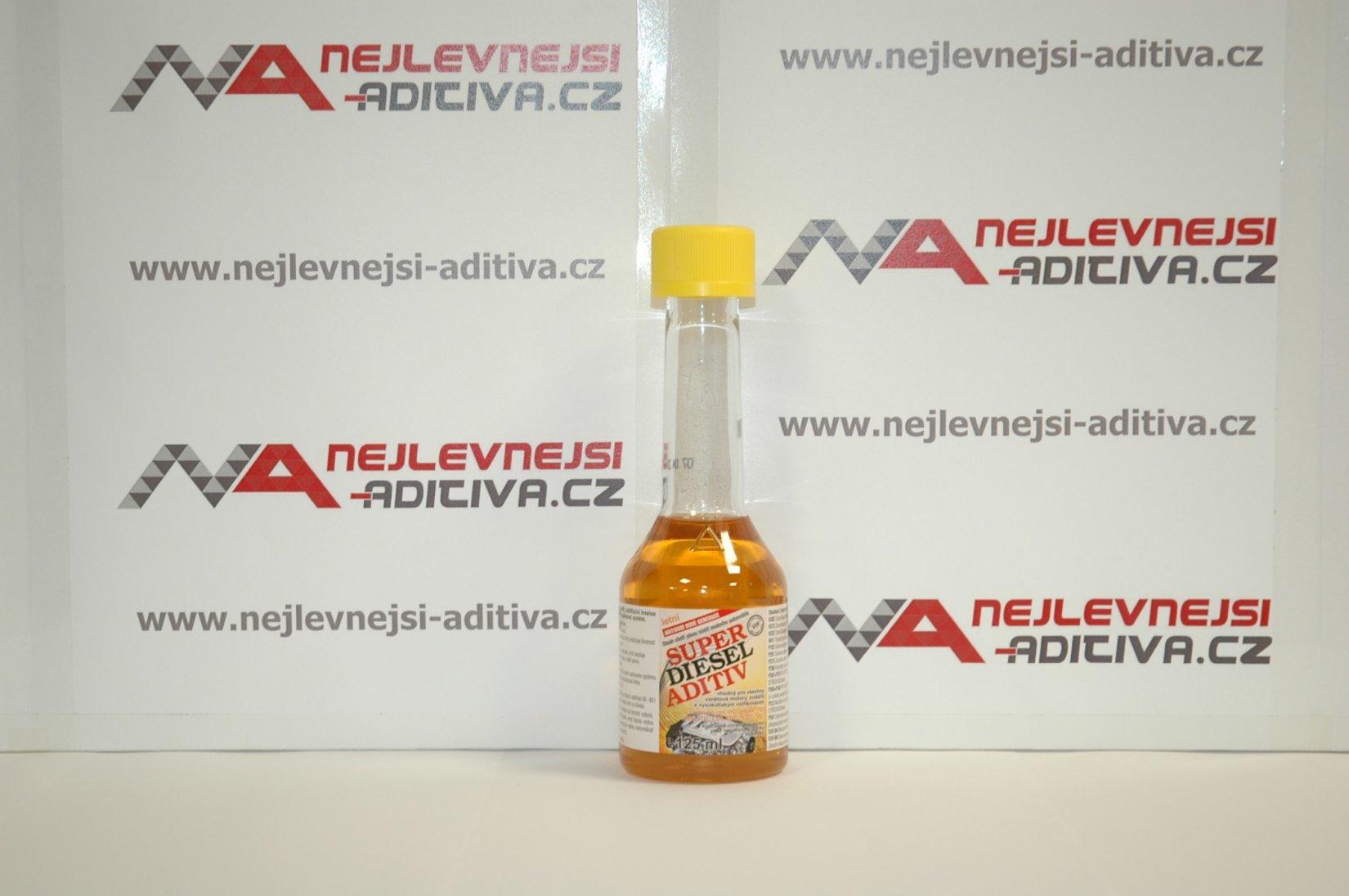 VIF Super Diesel Aditiv letní 125 ml