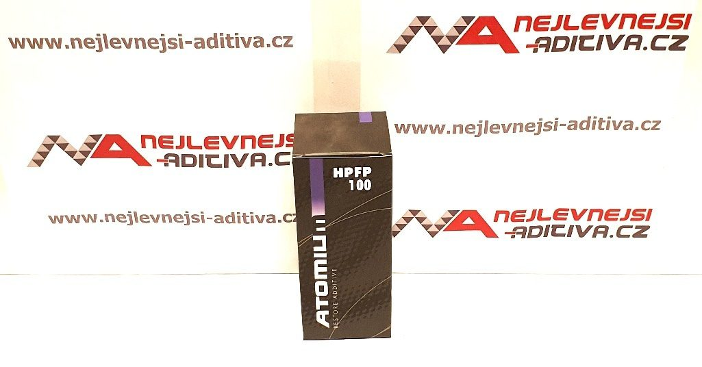 ATOMIUM HPFP 100 ml - stará grafika
