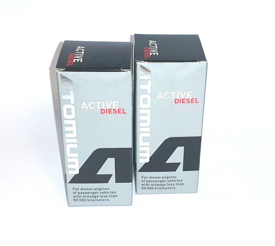 2x ATOMIUM Active Diesel 90 ml