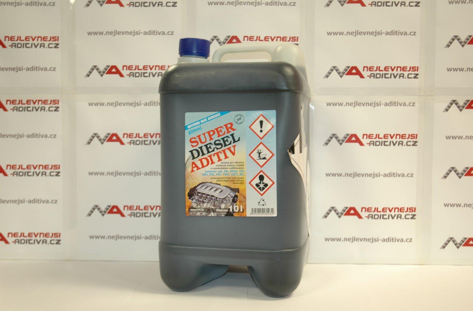 VIF Super Diesel Aditiv zimní 200L
