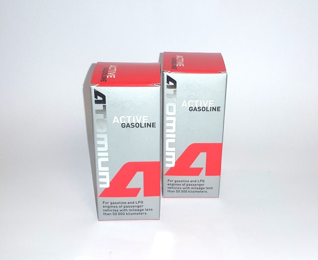 2x ATOMIUM Active Gasoline 90 ml