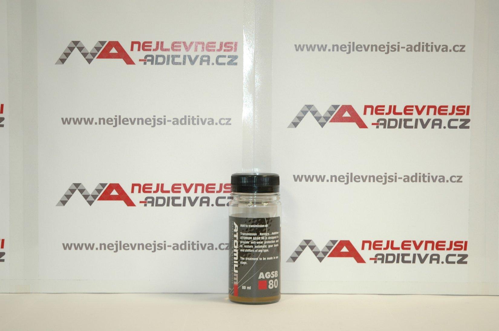 ATOMIUM AGSB 80 ml