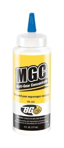 BG 325 MGC MULTI-GEAR CONCENTRATE 177 ML