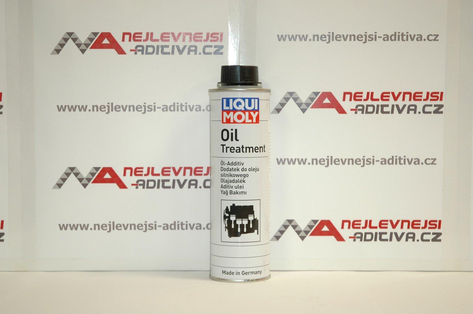 LIQUI MOLY 2180 Přísada do oleje 300 ml