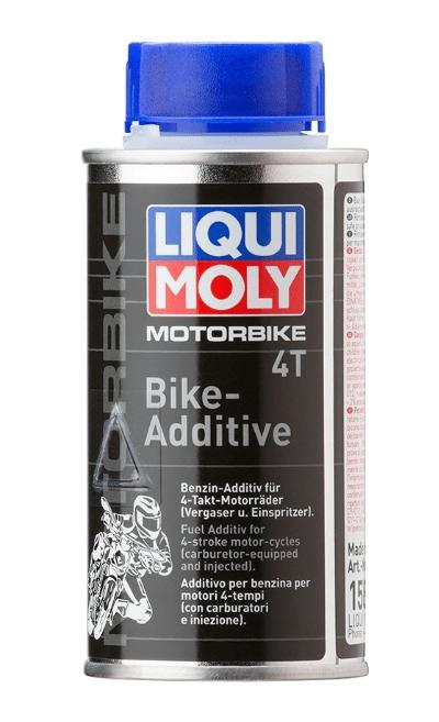 LIQUI MOLY Přísada do paliva 4T motocyklů 125 ml
