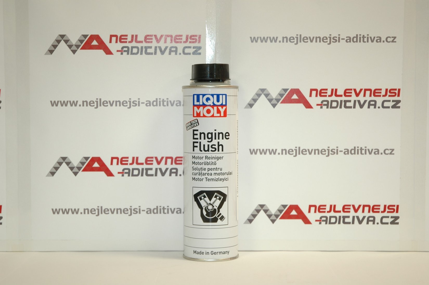 LIQUI MOLY 2640 Proplach motoru 300 ml