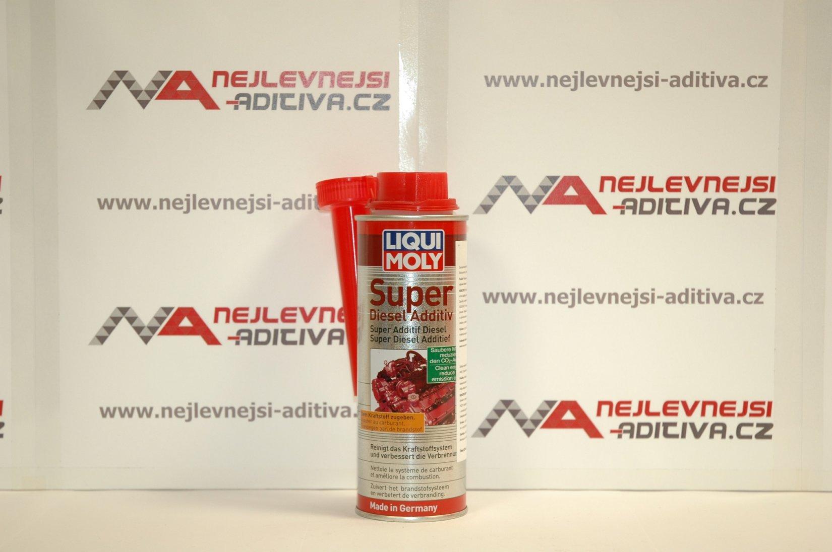 LIQUI MOLY 5120 SUPER diesel aditiv 250 ml