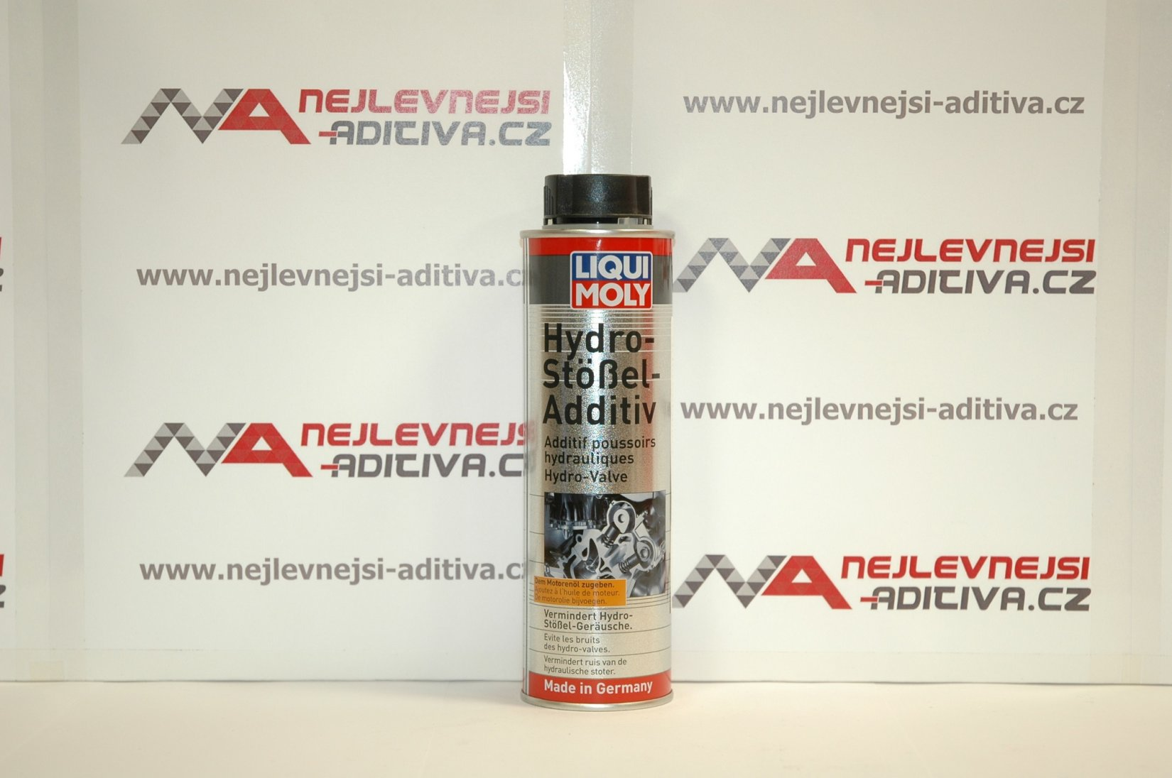LIQUI MOLY 1009 Přísada pro hydraulická zdvihátka 300 ml
